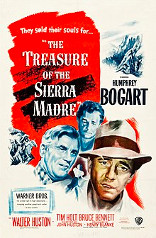 Treasuer of the Sierra Madre poster