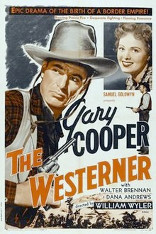 The Westerner Poster