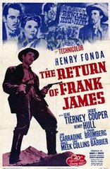 the return of frank james movie