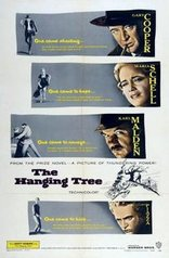 poster of the movie the hanging tree